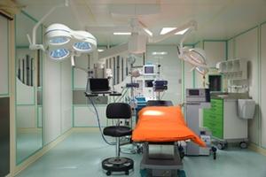 Sala operacyjna w klinice
